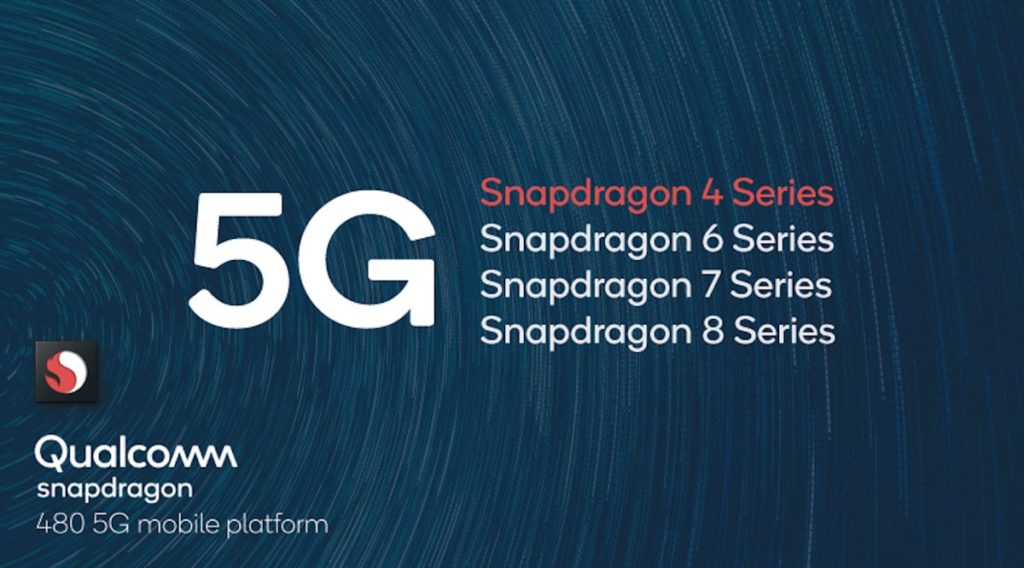 qualcomm snapdragon 4 series 5G