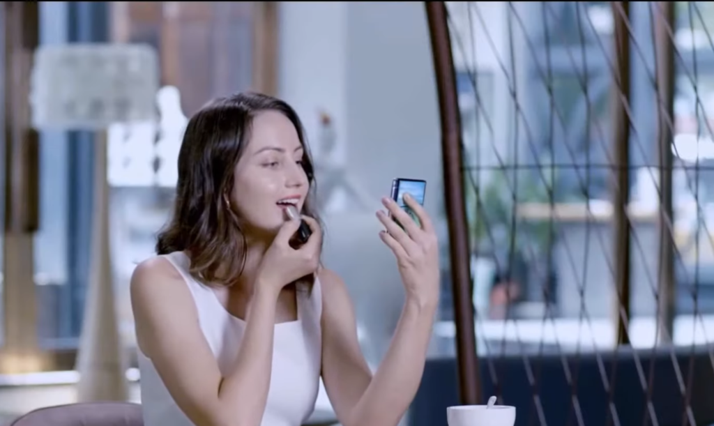 tcl smartphone enroulable