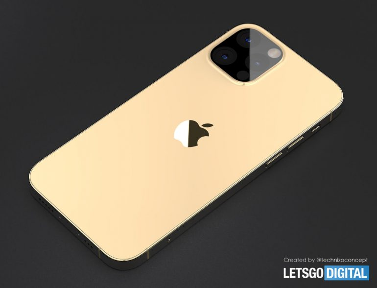 iPhone 13 Pro arrière