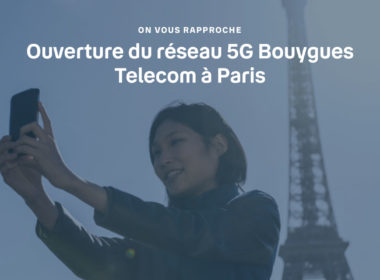 5G bouygues telecom paris