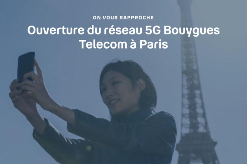 5G bouygues telecom paris
