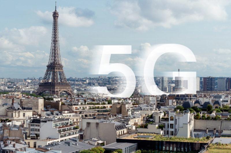 5G paris free