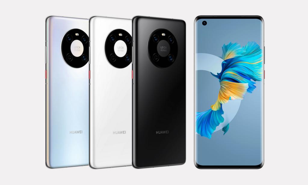 Huawei Mate 40E 5G coloris