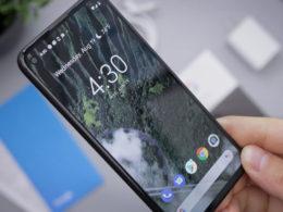 android mise à jour corrective