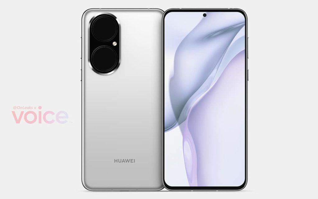 huawei p50 design