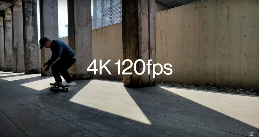 oneplus 9 vidéo