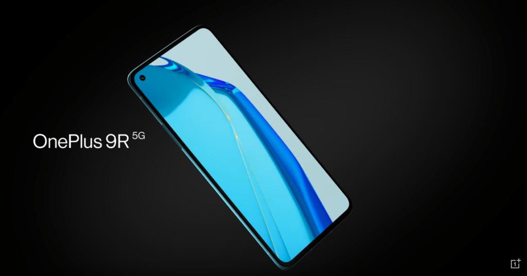 OnePlus 9R avant