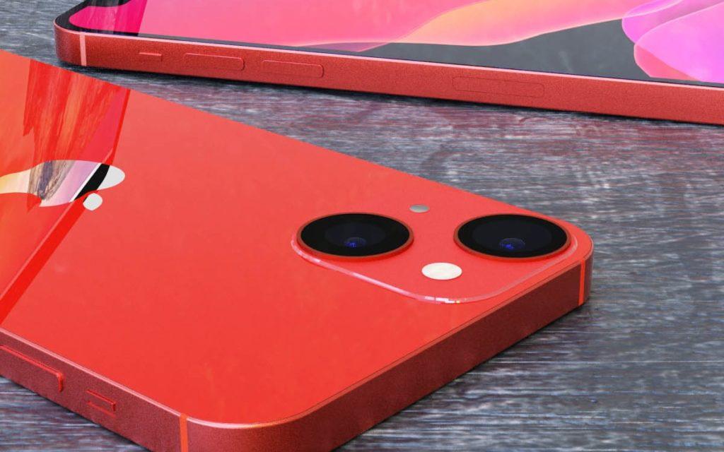 iphone 13 mini rendu