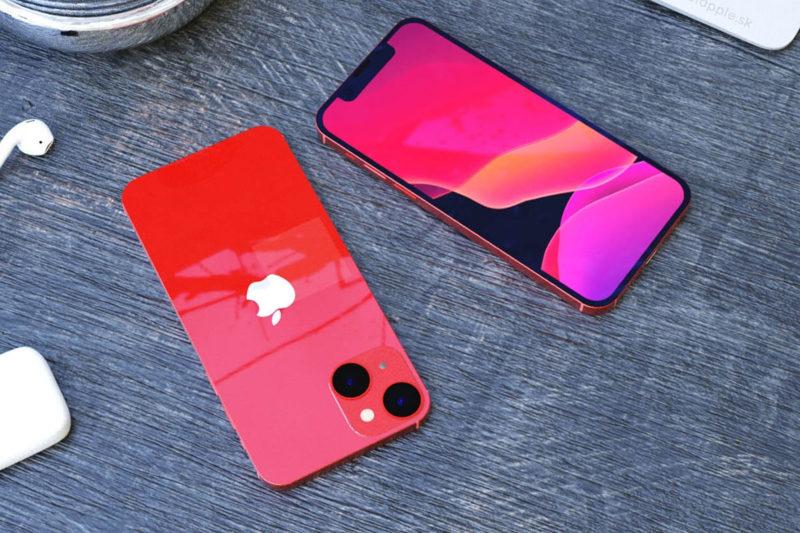 iphone 13 mini design