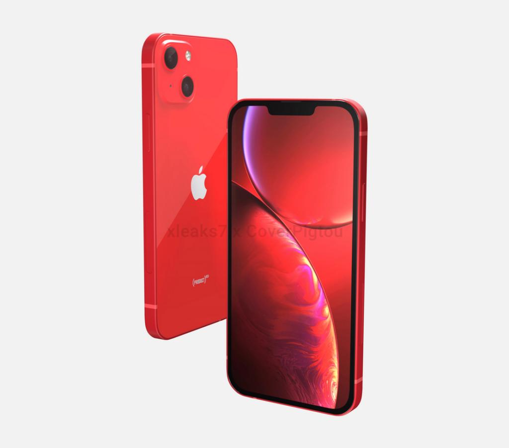 iphone 13 rendus design