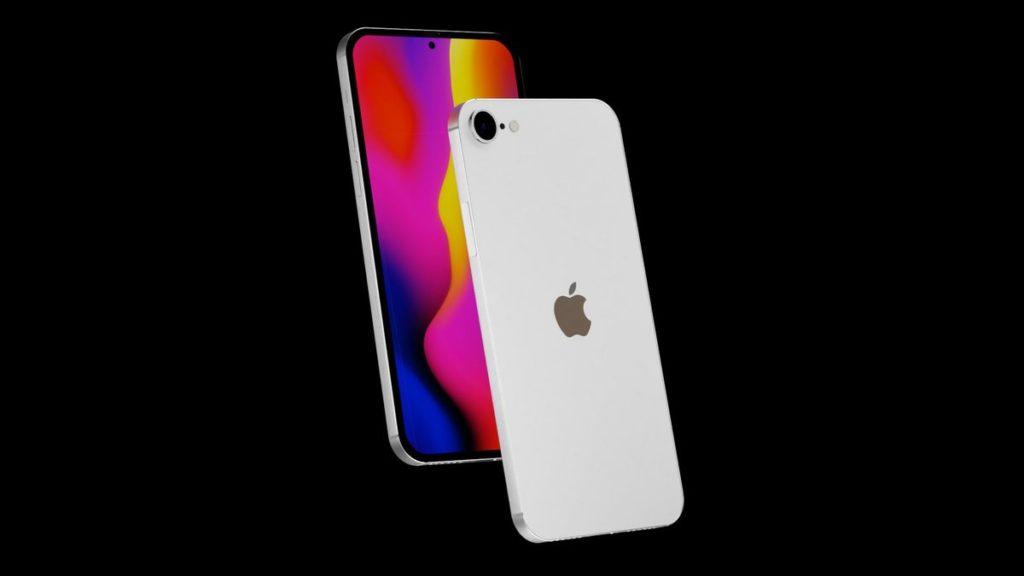 iphone SE 2023 concept