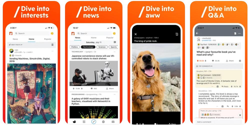Reddit App Store