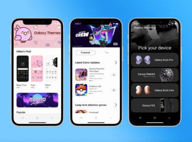 samsung app iTest