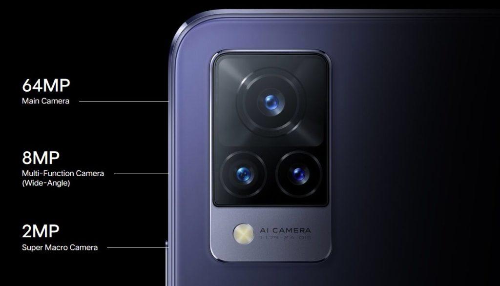 module photo vivo v21