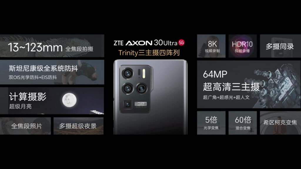 axon 30 ultra specs