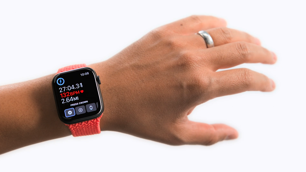 AssistiveTouch apple watch