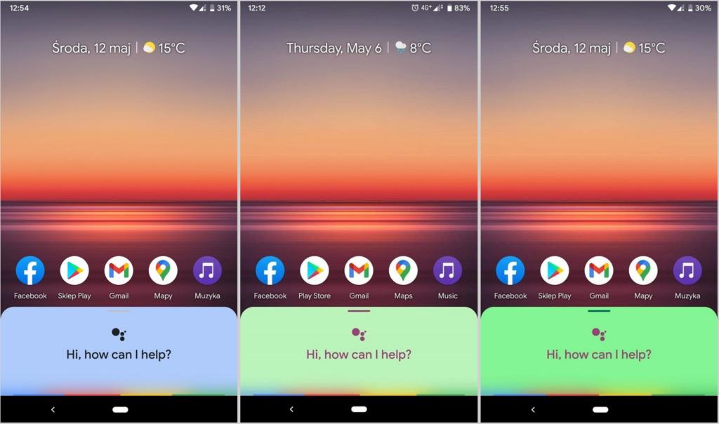 google assistant nouvelle interface