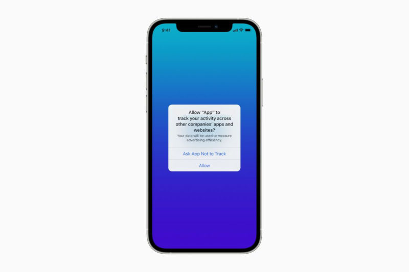 ios 14.5 app tracking transparency