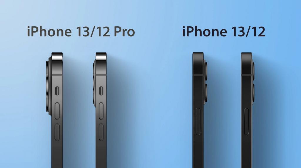 iphone 13 et 13 pro schémas