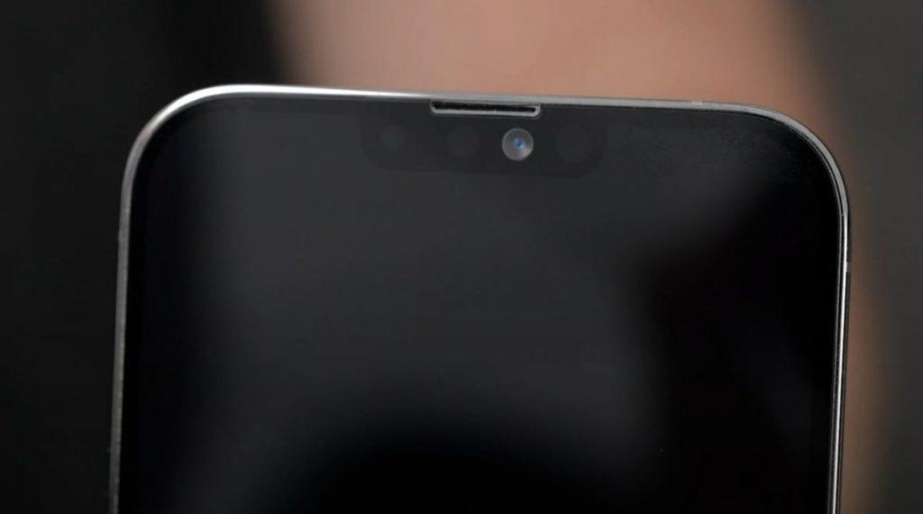 iphone 13 pro max encoche réduite