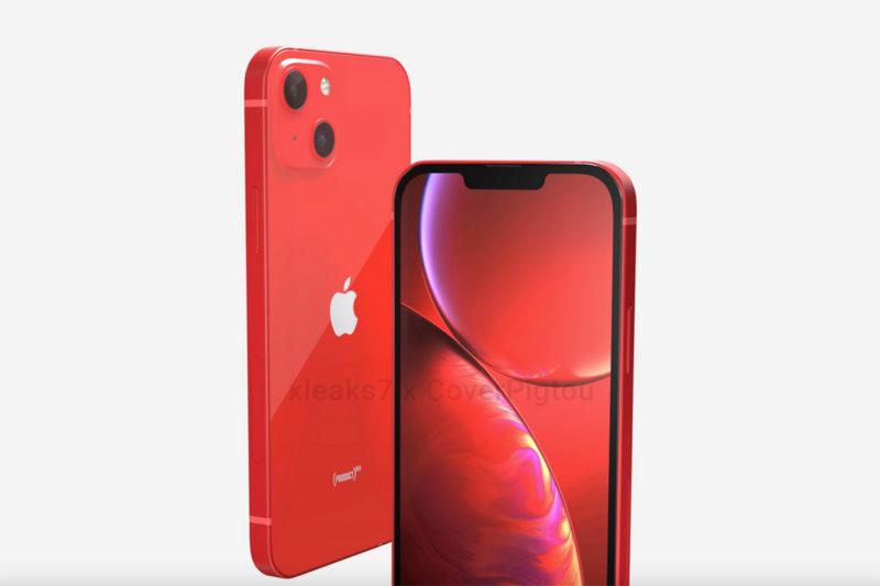 iphone 13 pigtou rendu