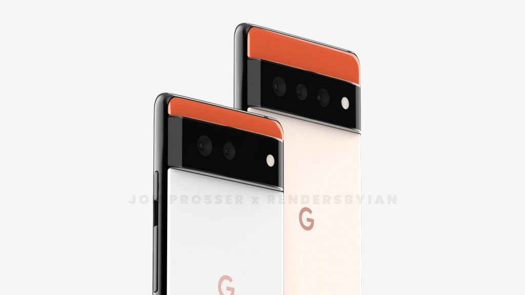 pixel 6 pixel 6 pro design