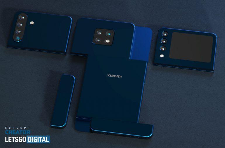 smartphone modulaire Xiaomi
