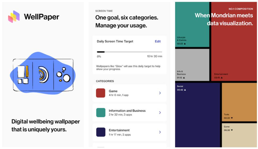 wellpaper app oneplus