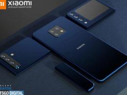 xiaomi brevet smartphone modulaire