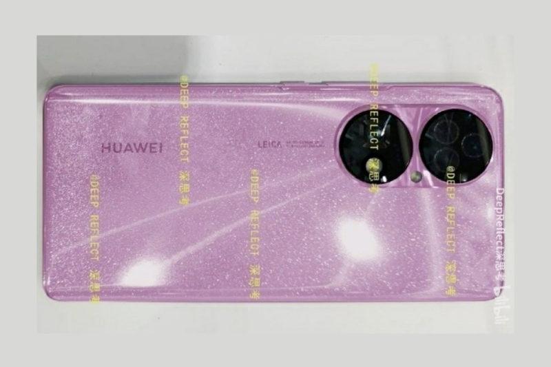 Huawei P50 Rose
