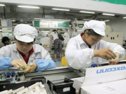 apple usine foxconn vietnam