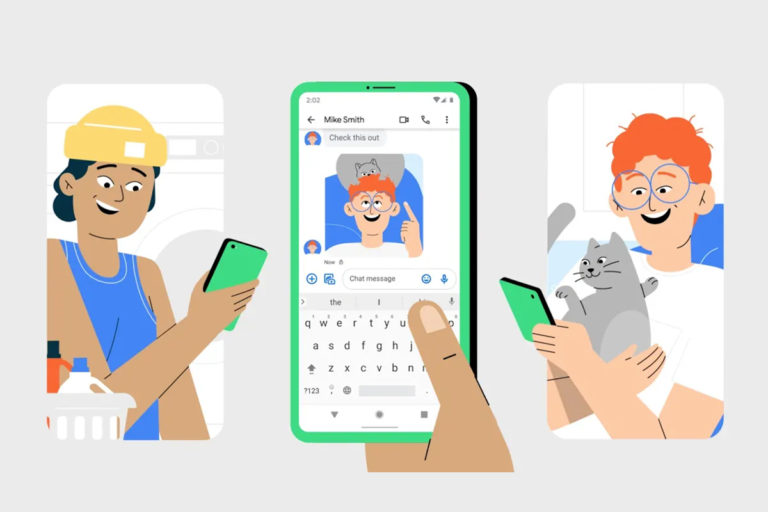 google messages chiffrement