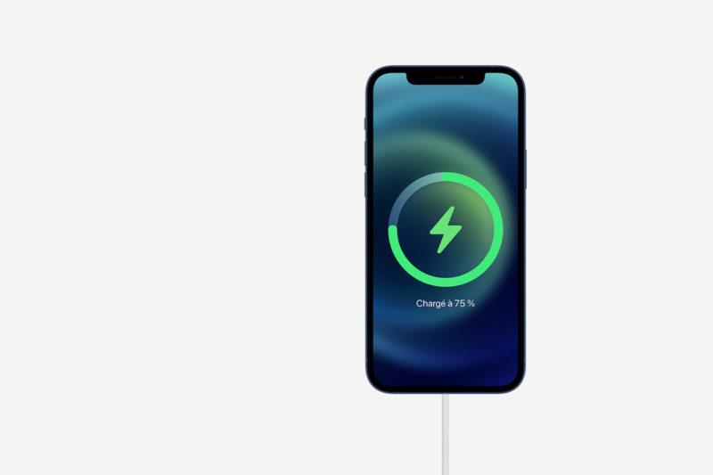 iPhone 12 batterie