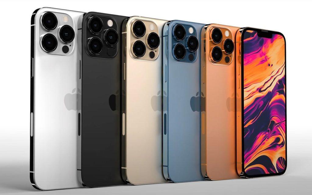 iphone 13 pro max rendu