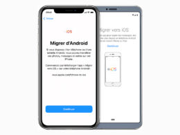 migrer iOS Android