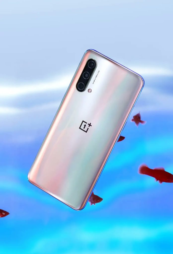 oneplus nord ce 5G argent