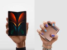 Samsung Galaxy Z Fold 2 Galaxy Z Flip