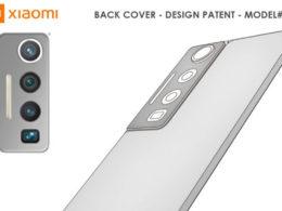 Xiaomi brevet smartphone