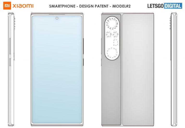 deuxième modèle Xiaomi