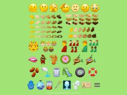 Emojis iOS 15