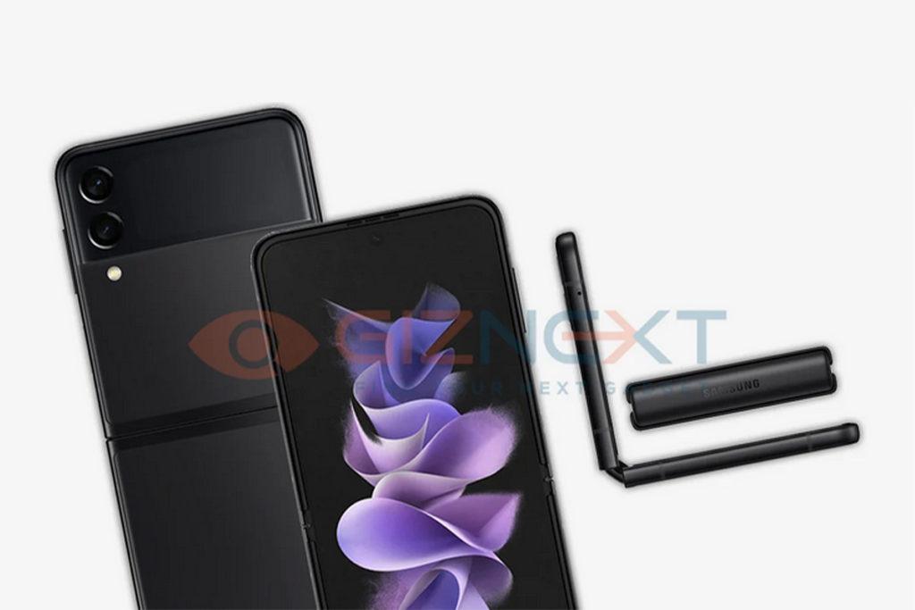 Galaxy Z Flip 3 Giznext
