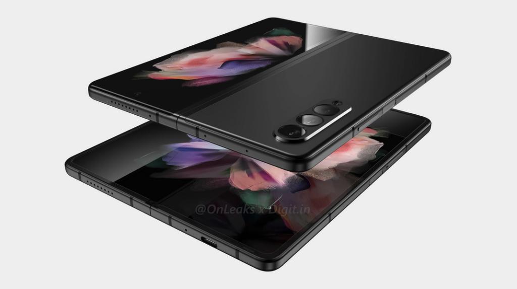 Le Galaxy Z Fold 3