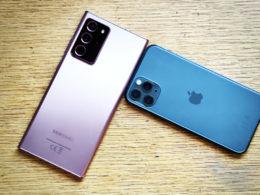 marché smartphones T2 2021