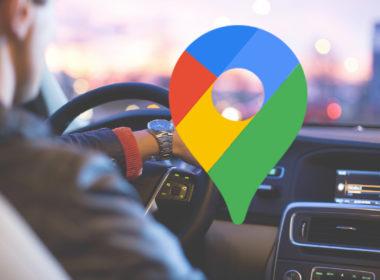 Google Maps Voiture