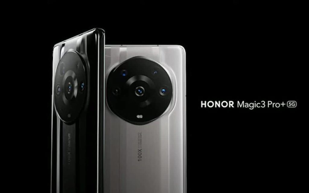 honor magic3 pro+