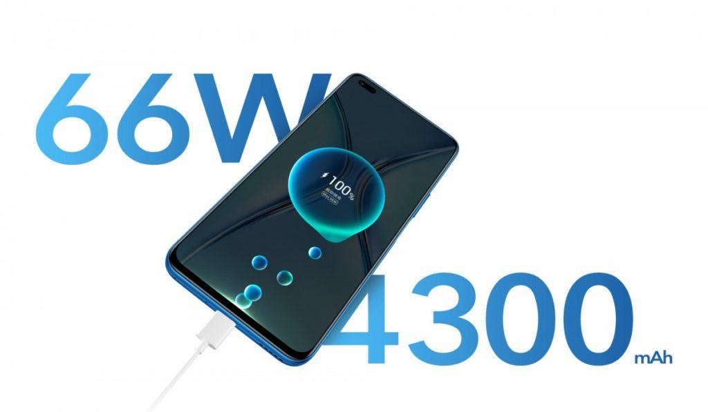 honor X20 5G batterie
