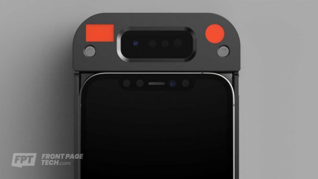 coque iPhone 13 nouvelle encoche face ID