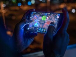 jeux mobile smartphone