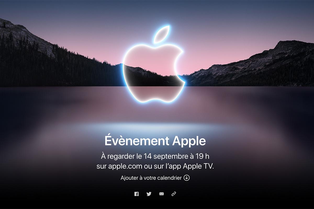 apple event 14 septembre