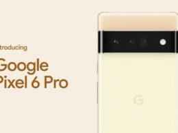 pixel 6 google